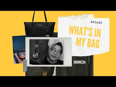 WHAT'S IN MY BAG | Indonesia —anindv