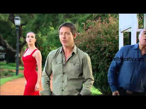 El Paz Martínez, Adrián Suar y Natalia Oreiro en una escena inolvidable