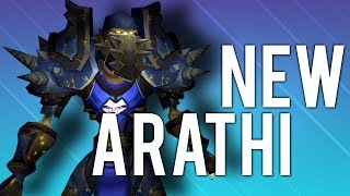 UPDATED Arathi Basin Is INCREDIBLE! - PvP WoW: Battle For Azeroth 8.1