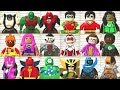 All Character Case File Locations in LEGO DC Super-Villains