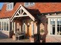 Exterior Oak Doors and Frames Designs UK
