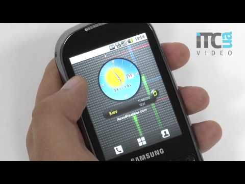 Обзор Samsung i5500 Corby Smartphone