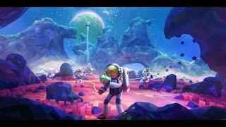 astroneer - обзор #1 - Исследуем планету!