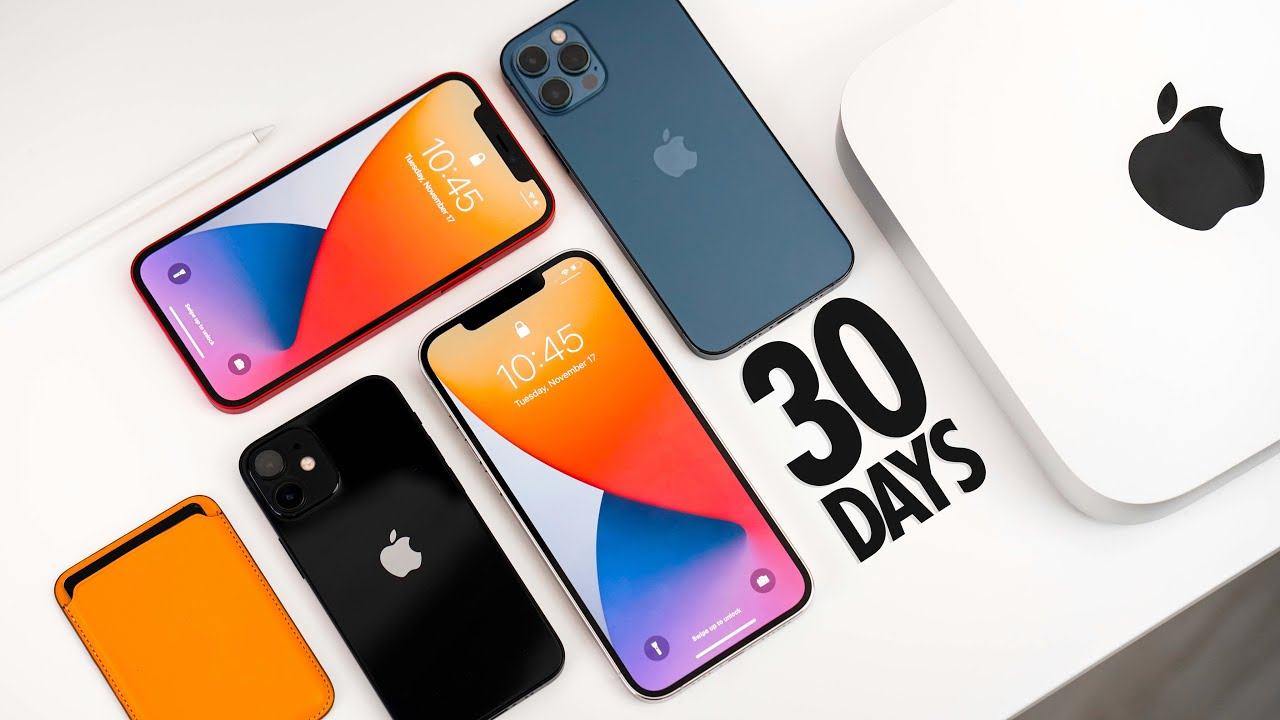 iPhone 12 REVIEW - 30 Days Later