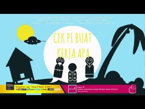 Hang pi mana - Karaoke #JomKarok