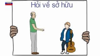Hỏi về sở hữu - Tiếng Nga cho người Việt - Học tiếng nga