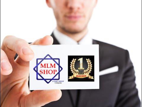 Présentation MLM SHOP en francais
