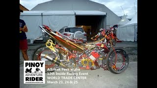 12th Annual  Inside RACING BIKE SHOW Teaser ~ Galing ng PINOY!