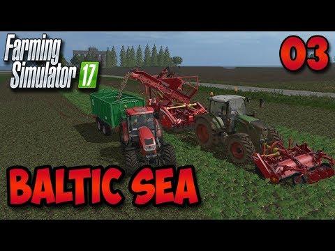 FS17 Timelapse - Baltic Sea #3 | Sugar Beets | Multiplayer Timelapse