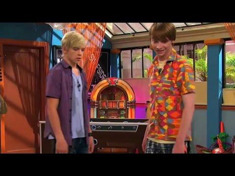 Austin & Ally Season 1 Episode 3 Secrets & Songbooks