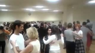 Эльпасо - Школа аргентинского танго в Минске. Открытый урок 13 сентября 2013