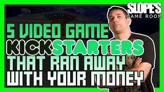 5 Video Game Kickstarters That Ran Away With Your Money  Dan  Bbertson