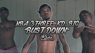 "NBA 3Three, NBA KD & NBA Big B - ""Bust Down""(Official Music Vi…"