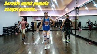 Download lagu Senam aerobik full untuk pemula. sangat pemula!!!