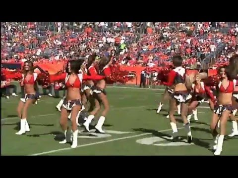 Denver Broncos Cheerleaders 2