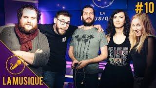 Team Dina & Gastronogeek vs Team Max & Joulmusique - La Musique S2#10