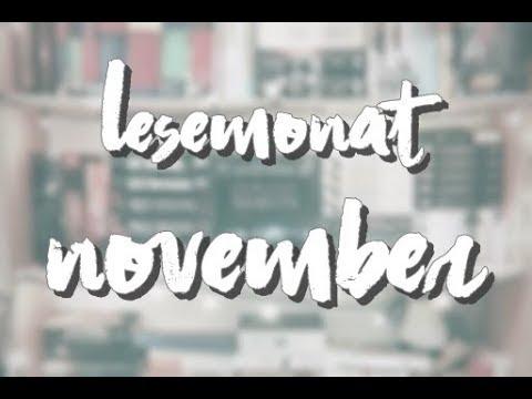 Lesemonat NOVEMBER 2018