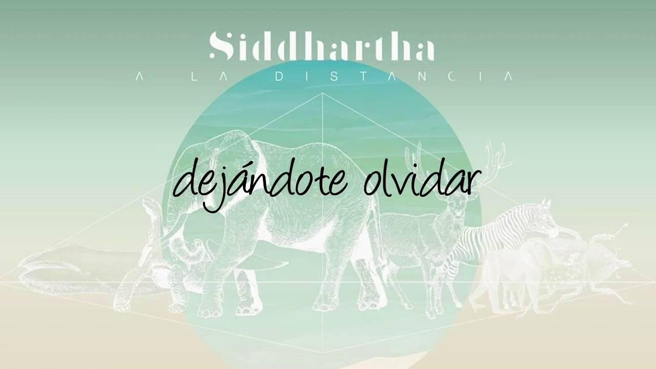 siddhartha a la distancia letra