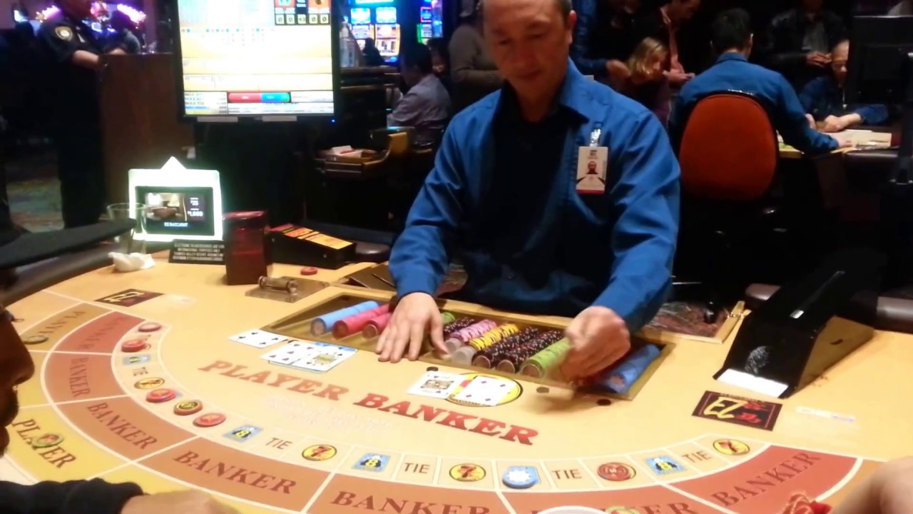 thunder valley casino table games