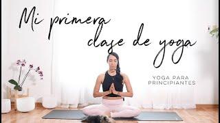 ❤️ *TU PRIMERA CLASE DE YOGA*🧘♂️ Yoga nivel principiantes en español 🙏🧘♀️