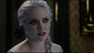 Анна заточает Эльзу в сосуд  4x09