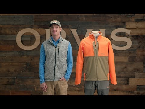 ORVIS - Softshell Upland Hunting Jacket