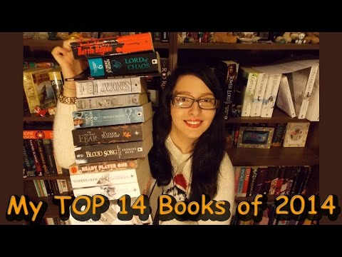 My Top 14 Books (read during) 2014