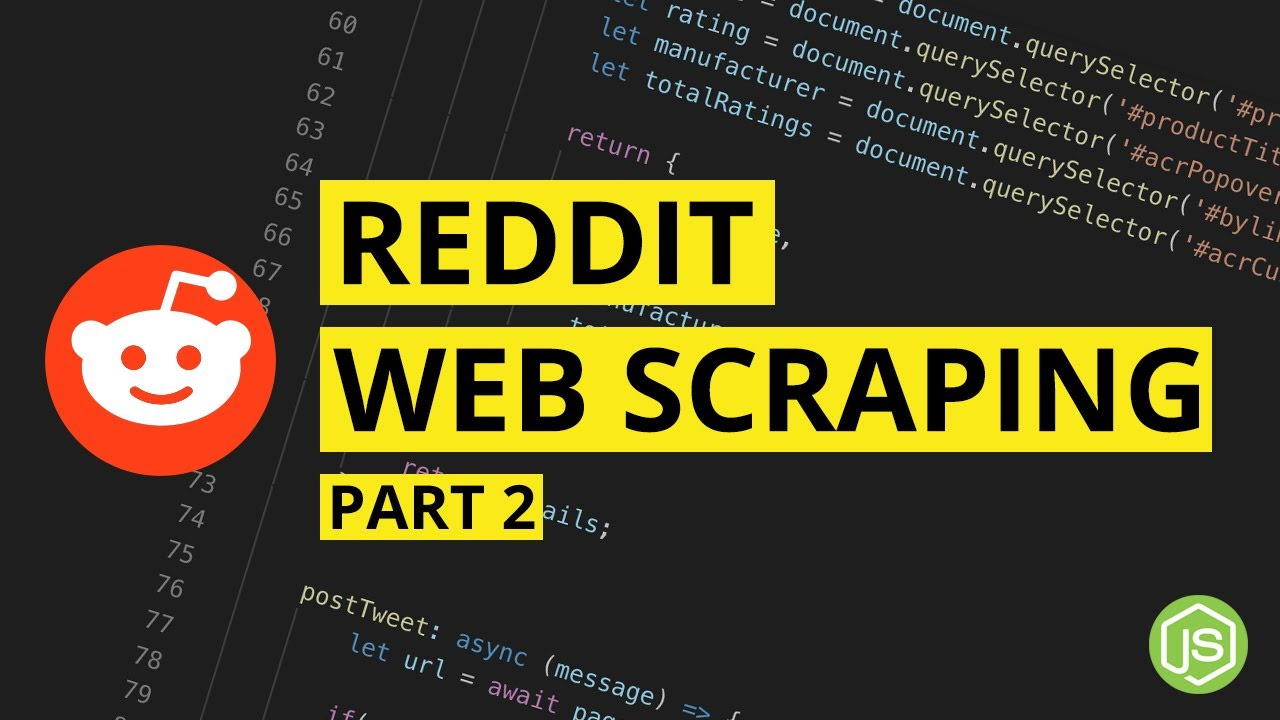 Scraping Reddit with Puppeteer & NodeJs - Pagination Handling