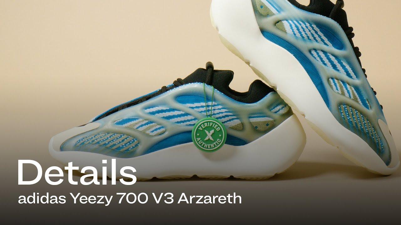 yeezy 700 details