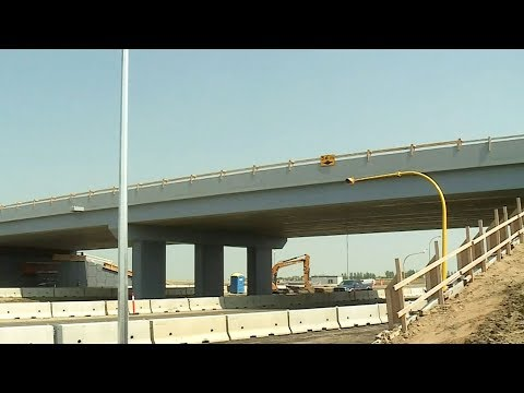 New Overpass In Sask. Too Narrow For Farm Equipment