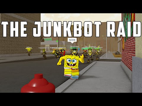 The Roblox Junkbot