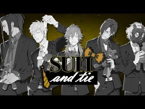 ☢TSS☢   Suit & Tie   MultiFandom Mep