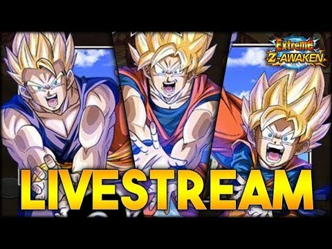 THE NEXT EXTREME Z-AWAKENING! FAMILY KAMEHAMEHA EZA IS HERE! (DBZ: Dokkan Battle)