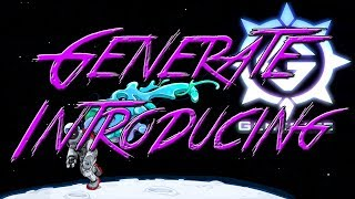Introducing Generate GRVTY ~ Edited by Generate Wave