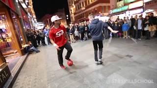 Street Football Skills in Panna London
