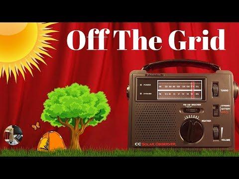 C Crane CC Solar Observer AM FM WB Emergency Radio Review
