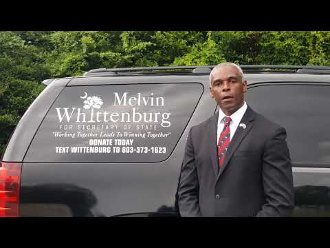 "Melvin ""Blue Wave"" Whittenburg VoteVets Endorsement"