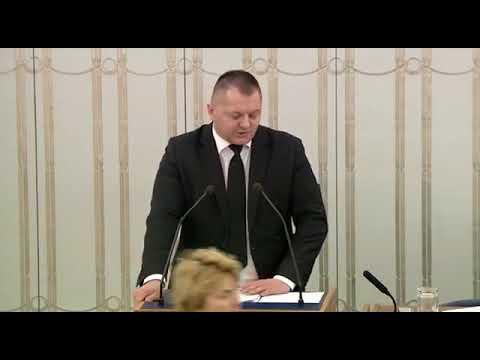"""MERYTORYCZNIE o ustawie o KRS! Senator Ambrozik: """"Zgromadzenia sędziowskie są emanacją korporacji!"""""""