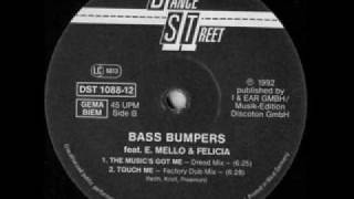 Bass Bumpers - Touch Me (Factory Dub) (1992)
