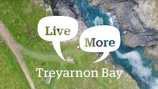 Small budget, BIG Adventure - Treyarnon Bay, Cornwall