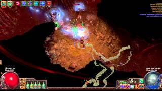 ★Path of Exile★ Corrupted Boss: Cintiq (Covered Up Hollow)