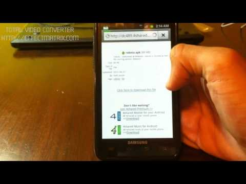 How to Install Roboto Font on Android Phone