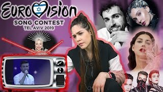 Vocal Coach Reacts to Eurovision 2019 - Miss Chryssanthemis