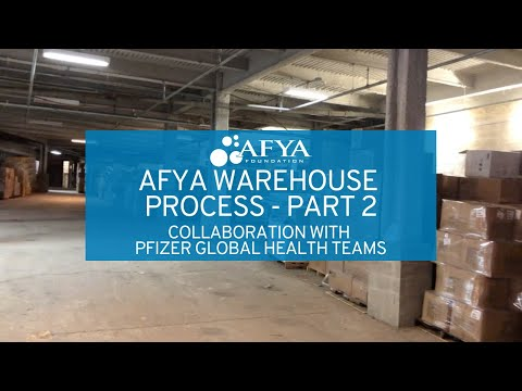The Afya Warehouse Process Part 2 Youtube
