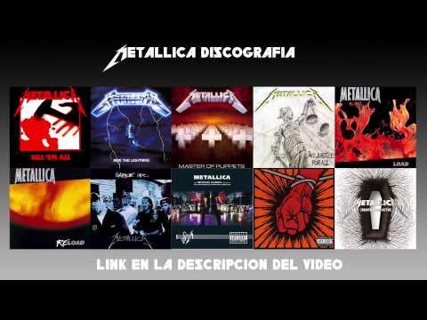 Descargar Discografia De Metallica