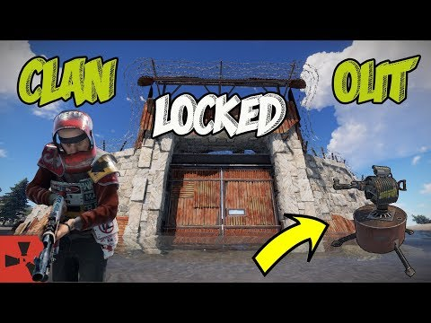 LOOT Hungry CLAN Betrays Truce and REGRETS // RUST thumbnail