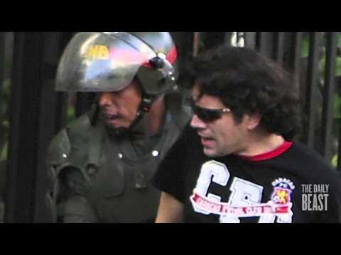 Violence in Venezuela Continues - Darkroom
