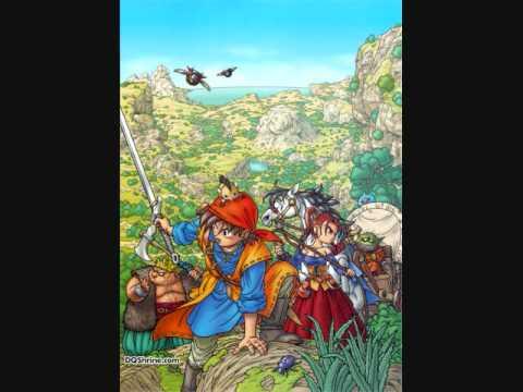 Saro's Favorite DQ World Map Themes #6:  Strange World