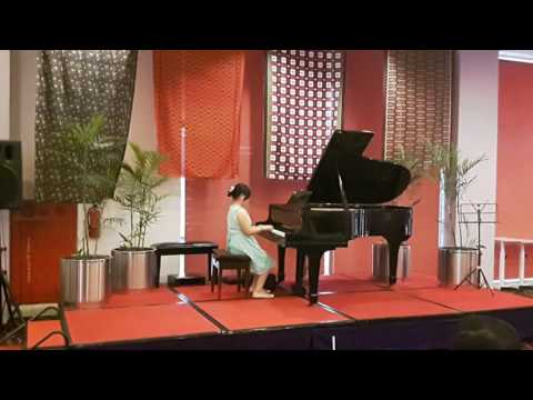 The Greatest Show on Earth - Agatha's Piano Performance