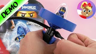 Lego Ninjago Spinjitzu unboxing i test na żywo